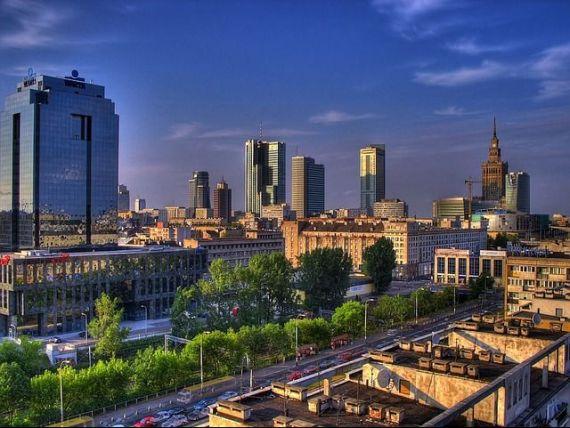Singura tara din Europa care nu a intrat in recesiune si-a dublat anul trecut cresterea economica. PIB-ul Poloniei a avansat cu 3,3%