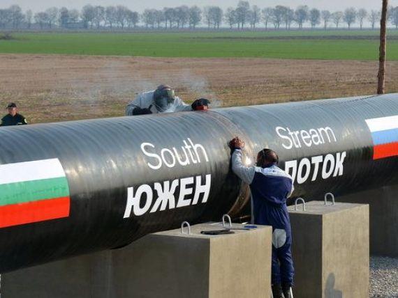 Finalizarea South Stream se indeparteaza pe masura ce prapastia dintre Moscova si UE se adanceste. Ucraina ramane principala poarta de intrare a gazelor in Europa