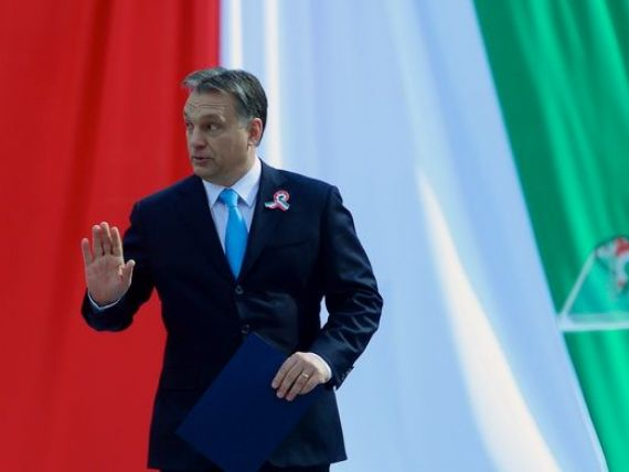 Ungaria vrea sa pledeze cauza Rusiei in fata UE. Orban: Vom cauta sprijinul statelor membre care vor oprirea procesului de separare de Moscova