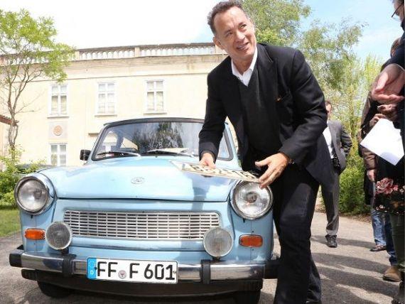 Tom Hanks a lansat o aplicatie pentru iPad, care permite redactarea de texte in stilul vechilor masini de scris