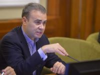 Darius Valcov, noul ministru delegat pentru Buget. Presedintele Basescu a semnat numirea in functie