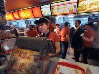Rusia se razbuna pe McDonald's. Protectia consumatorului a inchis patru restaurante din Moscova si promite noi verificari