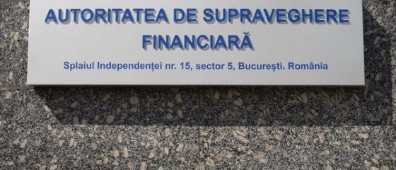 ASF infiinteaza un grup consultativ pentru protectia consumatorilor in domeniul asigurarilor, pietei de capital si al pensiilor private