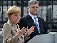 Angela Merkel anunta crearea unui fond de 500 de milioane euro pentru estul Ucrainei