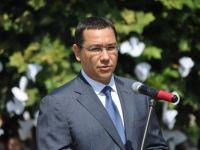 Ponta: Pe 10-15 septembrie, cel tarziu, presedintele va avea legea privind reducerea CAS revotata