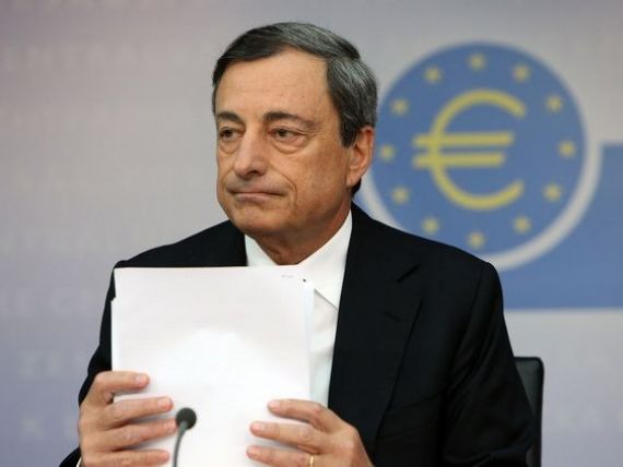 Noile masuri pe care le pregateste BCE pe fondul cresterii riscului intrarii zonei euro in deflatie