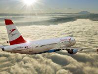 Austrian Airlines ofera reduceri intre 15 si 55 euro, la toate zborurile in Europa si intercontinentale, la implinirea a 55 de ani de prezenta in Romania