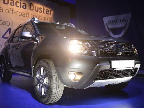 Inmatricularile Dacia in Franta au depasit nivelul inregistrat anului trecut. Cota de piata a avansat la 5,78%, depasita doar de Lancia si Jeep
