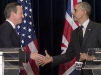 Barack Obama si David Cameron adopta o pozitie comuna in criza din Ucraina