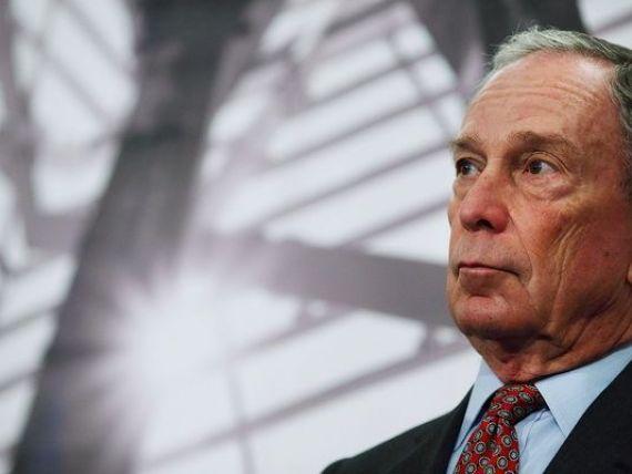 Fostul primar al New Yorkului, Michael Bloomberg, revine la conducerea imperiului media pe care l-a creat si care ii poarta numele