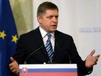 """Slovacia se ridica impotriva sanctiunilor impuse de UE Moscovei. Rusia acuza UE ca analizeaza noi restrictionari pentru ca nu stie cum sa opreasca """"razboiul"""""""
