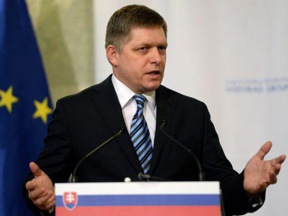 Slovacia se ridica impotriva sanctiunilor impuse de UE Moscovei. Rusia acuza UE ca analizeaza noi restrictionari pentru ca nu stie cum sa opreasca  razboiul