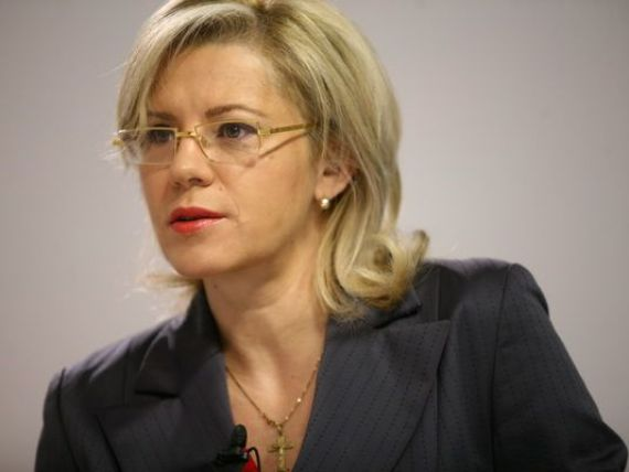 Echipa Juncker: Corina Cretu, pe lista cu comisari europeni intocmita de presedintele CE. Consiliul UE urmeaza sa isi dea acordul pe aceasta componenta