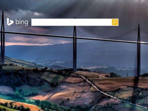 Microsoft renunta la aplicatia foto Bing Image Widget, in urma unui proces intentat de Getty Image