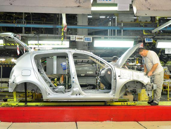 Exporturi record in luna iulie: Romania a vandut peste hotare produse de 4,8 mld. euro, cele mai multe din industria auto