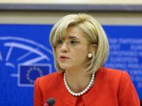 """Comisarul desemnat Corina Cretu, audiat in PE: """"Deviza mea este sa ajutam statele sa cheltuiasca banii, nu sa le sanctionam"""""""