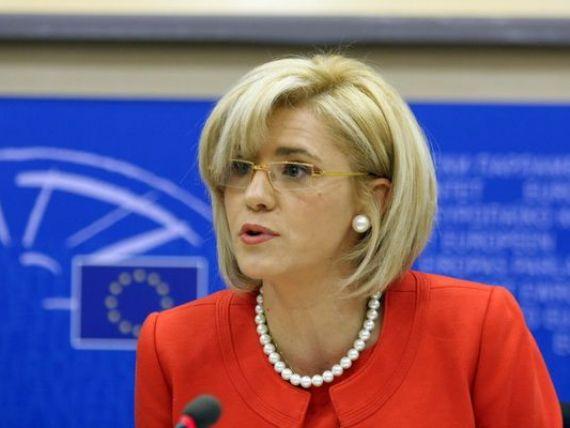 Comisarul desemnat Corina Cretu, audiat in PE:  Deviza mea este sa ajutam statele sa cheltuiasca banii, nu sa le sanctionam