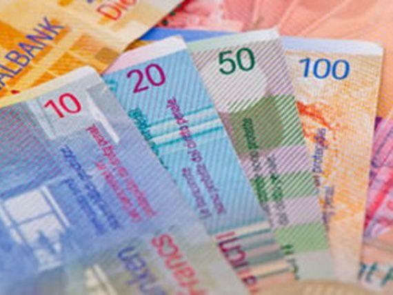 Banca Transilvania ingheata cursul la nivelul din 2014 la conversia creditelor in franci elvetieni, pentru clientii Volksbank