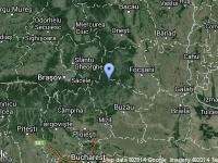 Cutremur cu magnitudinea de 4,8, produs in judetul Buzau si resimtit si la Bucuresti