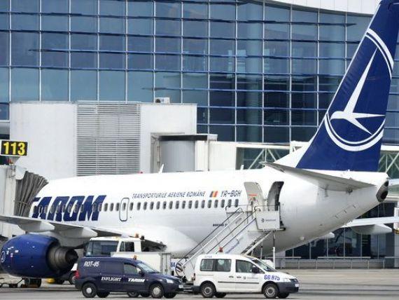 Tarom suplimenteaza zborurile din Bucuresti spre Roma, Dubai, Geneva si Chisinau si ofera transport gratuit pentru echipamentul de schi, in sezonul de iarna