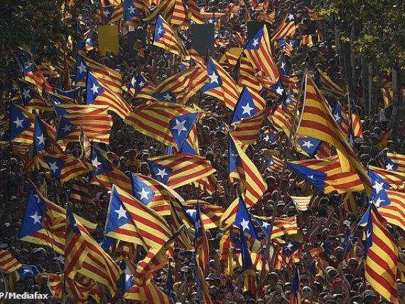 Al doilea referendum pentru independenta intr-o tara din UE, in mai putin de doua luni. Catalonia vrea sa voteze pentru desprinderea de Spania. Reactia Madridului