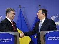 UE amana aplicarea Acordului de liber-schimb cu Ucraina pana la sfarsitul anului 2015, dupa ce Bruxellesul va avea negocieri si cu Moscova