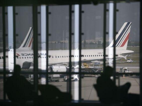 Air France investeste 50 mil. euro in aeronavele folosite pentru zboruri cu durata medie, inclusiv pe ruta Bucuresti-Paris, si introduce un nou tarif,  Economy Flex