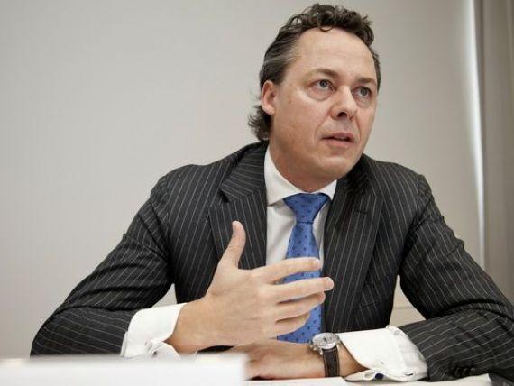 Ralph Hamers: ING va creste organic in Romania, concentrandu-se mai mult pe IMM-uri si retail