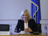 Corina Cretu: Voi fi un ambasador al Politicii Regionale. Toate statele vor beneficia de acelasi tratament