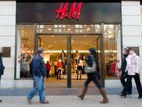 Romanii au dat 94 mil. euro pe haine de la suedezi. Vanzarile H&M in Romania au crescut cu 40% in primele noua luni ale anului financiar