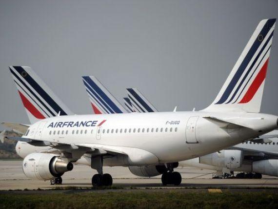 Pilotii Air France renunta la greva, cea mai lunga din istoria companiei. Pierderile nr. 2 in transportul aerian din Europa: 20 mil. euro/zi in doua saptamani