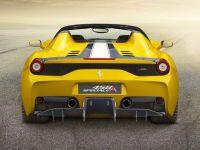 Ferrari inchide Salonul Auto de la Paris. Racheta galbena, editie limitata, superstar in 2014. GALERIE FOTO