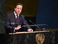 Declaratie surprinzatoare din partea premierului britanic. David Cameron, dispus sa recomande britancilor sa voteze pentru parasirea UE