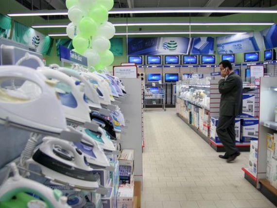Reteaua de retail IT C Domo a fost preluata de presedintele Consiliului de Administratie al companiei, Eugen Petrov