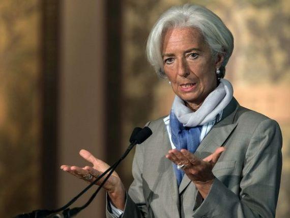 FMI, criticat din interior in legatura cu modul in care a gestionat criza din zona euro:  Nu a indentificat corect problemele si a tratat in mod diferit Europa