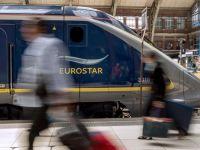 Marea Britanie vinde participatia la Eurostar, pentru a-si plati datoria suverana. Cine cumpara compania care opereaza trenurile prin tunelul de sub Canalul Manecii