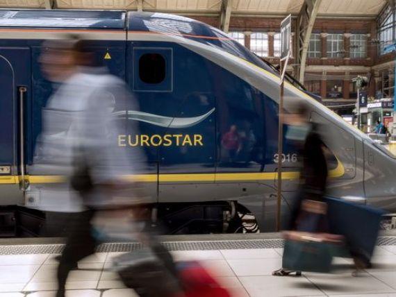 Marea Britanie isi vinde participatia la compania Eurostar, care opereza trenul de mare viteza pe sub Canalul Manecii, pentru a-si reduce datoria publica