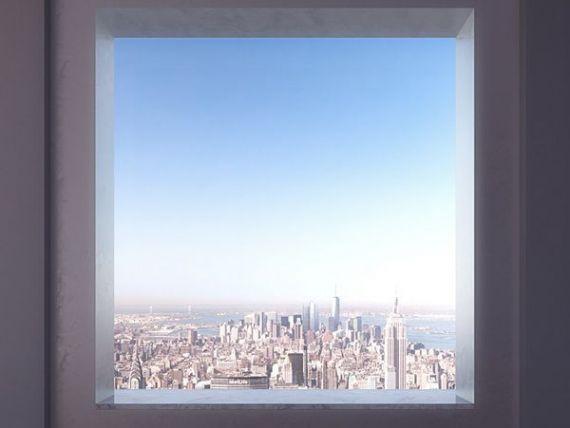 Mona Lisa  New York-ului: 432 Park Avenue a devenit cea mai inalta cladire din Manhattan. Cum arata privelistea de 95 mil. dolari, de la 400 m inaltime
