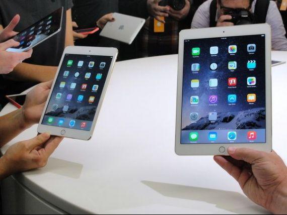 IDC: Piata mondiala a tabletelor a incetini in 2015, iar iPad va fi principalul perdant
