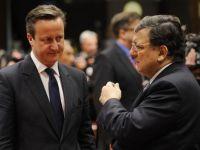 """Barroso: Marea Britanie va fi irelevanta fara noi. Cameron starneste furia Bruxelles-ului cu tonul anti UE si noul plan pentru limitarea imigratiei. """"Este ilegal si discriminatoriu"""""""