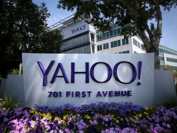 Batalia pentru Yahoo! Verizon si AT T se intrec in oferte, pentru achizitionarea gigantului internetului