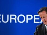 """Marea Britanie risca amenda, daca nu plateste 2 mld. euro la bugetul UE. Cameron: """"Nu ne vom scoate portofelul"""""""