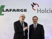 Holcim si Lafarge cer acordul Comisiei Europene pentru fuziune. Cele doua companii trebuie sa renunte la unele operatiuni, inclusiv din Romania