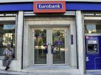 Eurobank sustine ca are suficient capital, chiar daca a picat testele BCE, si nu ia in considerare vanzarea Bancpost