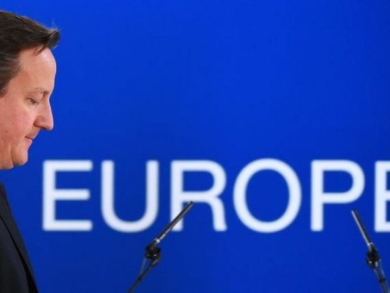 David Cameron, invins de propriul guvern. Esec al proiectului care prevede organizarea referendumului pe tema iesirii Regatului britanic la UE