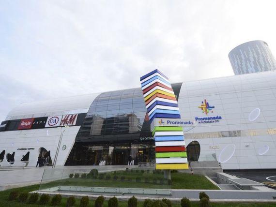 NEPI isi va majora capitalul cu 100 mil.euro pentru Promenada si dezvolta birouri langa mall