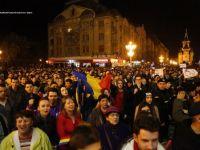 """YES LA VOT: """"Vrem sectii noi in turul doi"""". Mii de romani au cerut in strada alegeri corecte si suplimentarea sectiilor de vot din strainatate"""