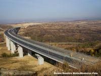 Compania Nationala de Drumuri da in folosinta 56 km de autostrada in acest an, mai putin de jumatate fata de 2013. Estimarea pentru anul 2015: 17 km