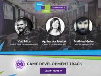 Cum dezvolti jocuri cu milioane de utilizatori, la How to Web – Game Development Track