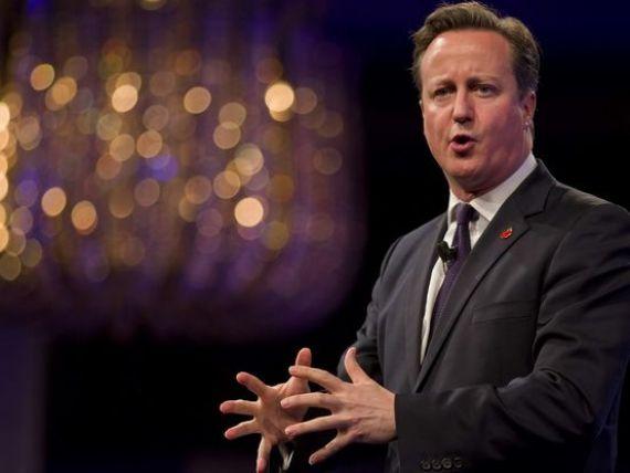 David Cameron avertizeaza din nou: Marea Britanie nu trebuie sa ramana  cu orice pret  in UE